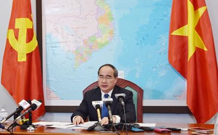 TP. Hồ Chí Minh: Nắm chắc cơ hội, phát huy sức mạnh đại đoàn kết toàn dân, phát triển kinh tế nhanh, bền vững