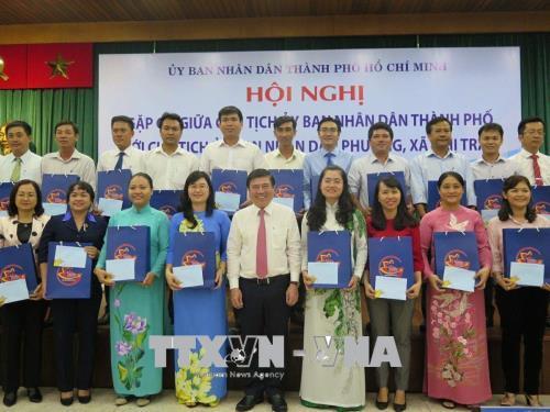 Thành phố Hồ Chí Minh tập trung triển khai các nội dung thực hiện cơ chế đặc thù