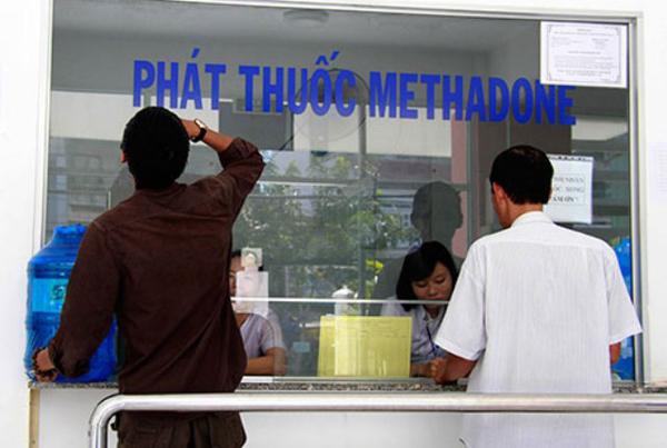 Điều trị nghiện các chất dạng thuốc phiện bằng thuốc Methadone