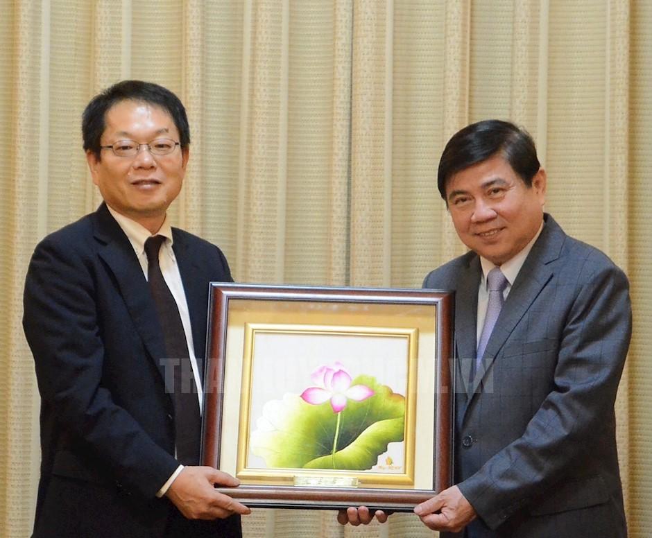 TP.Hồ Chí Minh mong muốn JICA tiếp tục hỗ trợ vốn ODA cho các dự án quan trọng