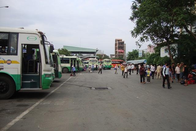 Tăng cường vận chuyển hành khách bằng phương tiện công cộng