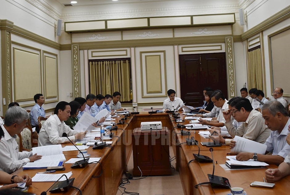 Kinh tế TP. Hồ Chí Minh duy trì mức tăng trưởng ổn định