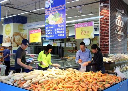 """Saigon Co.op tham gia """"giải cứu"""" nông sản tồn đọng"""
