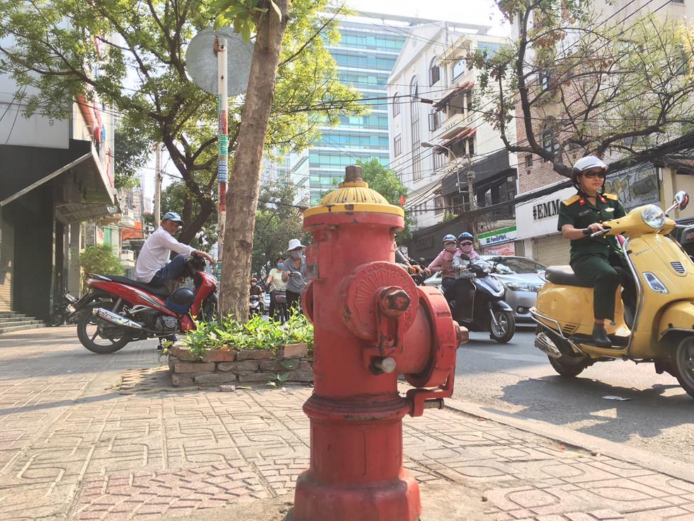 Lắp đặt thêm trụ nước chữa cháy