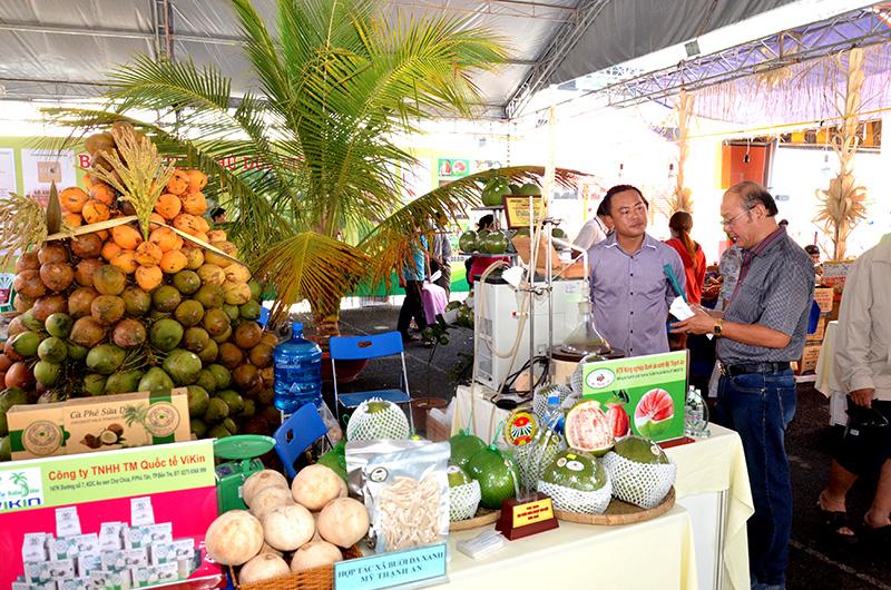 Hội chợ hàng Việt Nam chất lượng cao TP. Hồ Chí Minh 2018
