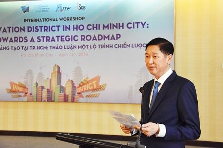 TP. Hồ Chí Minh tìm mô hình xây dựng khu đô thị sáng tạo