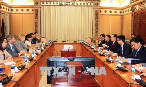Tổ chức Tài chính Quốc tế (IFC) hỗ trợ Tp. Hồ Chí Minh xây dựng đô thị thông minh