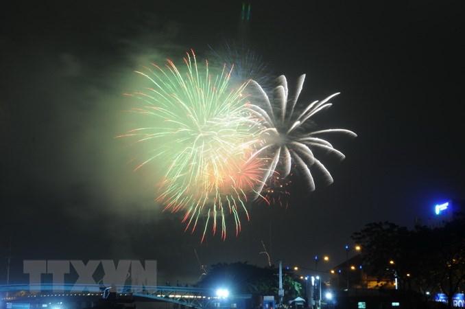 Thành phố Hồ Chí Minh tổ chức bắn pháo hoa tại 2 điểm dịp 30/4