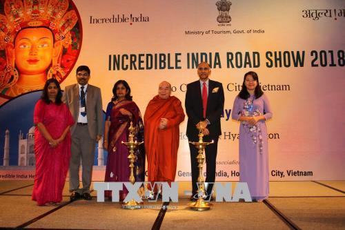 """Chương trình xúc tiến du lịch Ấn Độ """"Ấn Độ Kỳ Thú - 2018"""""""
