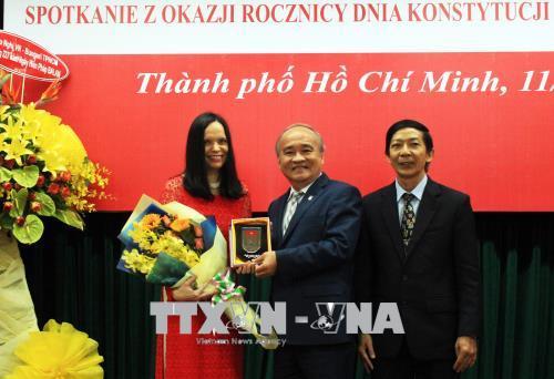 Vun đắp tình đoàn kết hữu nghị và hợp tác Việt Nam - Ba Lan