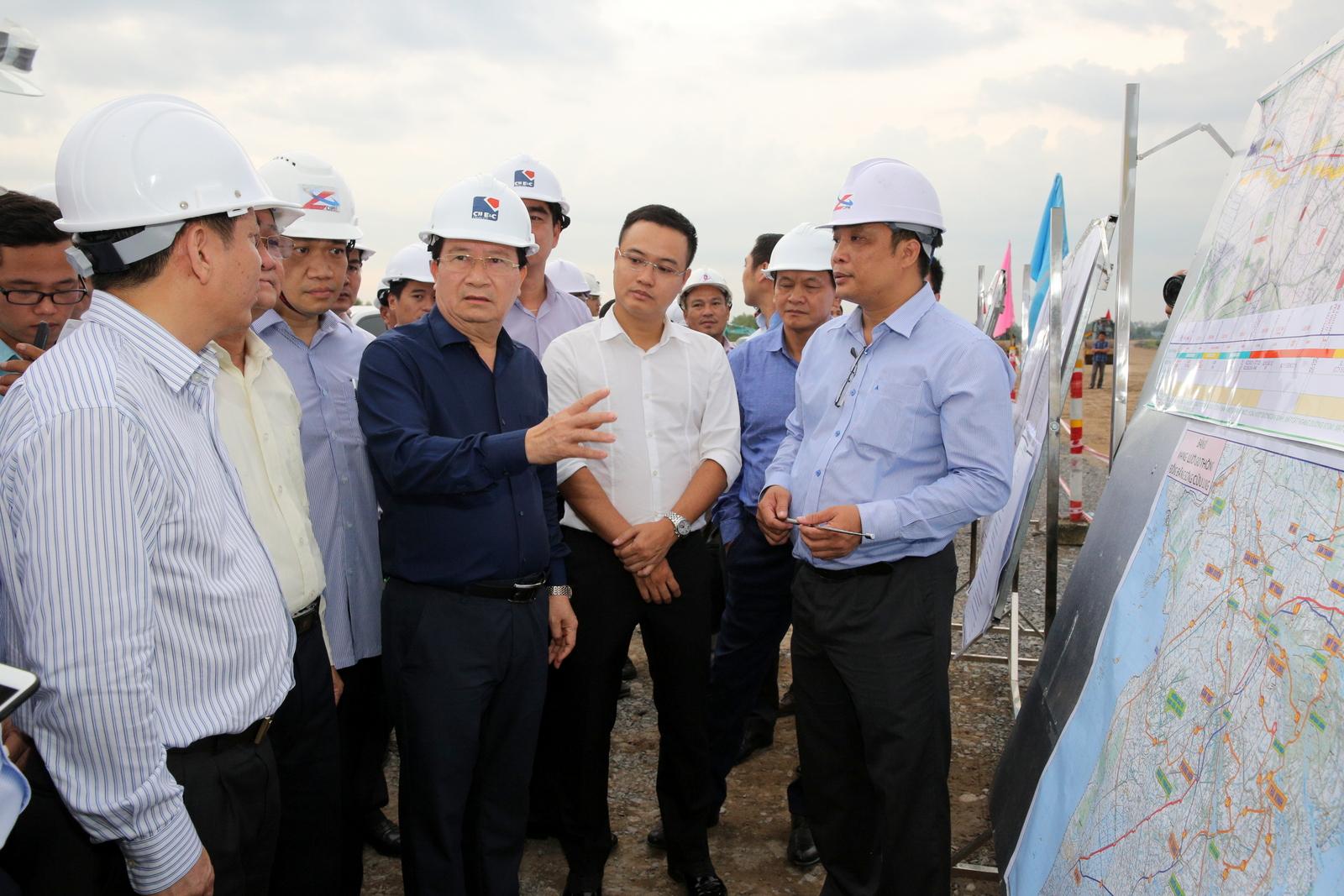 Năm 2020 phải nối thông tuyến cao tốc Thành phố Hồ Chí Minh - Cần Thơ