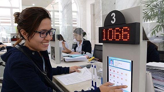 Cải cách hành chính: Tỷ lệ giải quyết hồ sơ đúng hẹn đạt trên 90%