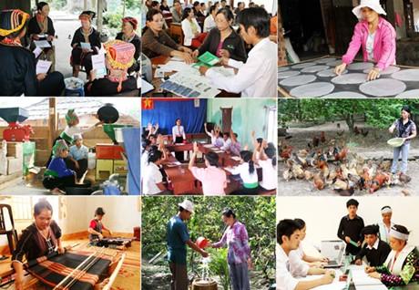 Phấn đấu kết thúc Chương trình Giảm nghèo bền vững trước 2 năm
