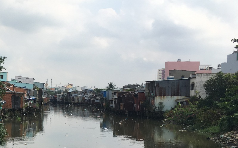 Cải tạo, di dời hơn 21.800 căn nhà trên và ven kênh, rạch