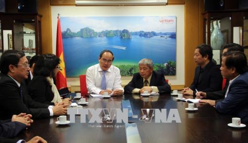 Tăng cường quan hệ hợp tác giữa thành phố Hồ Chí Minh và Israel