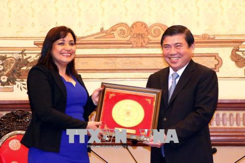 Góp phần vun đắp tình hữu nghị giữa hai nước Việt Nam -Cuba