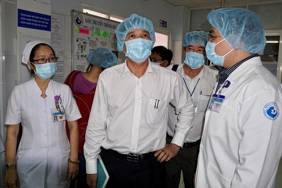 Giám sát chặt chẽ dịch cúm A/H1N1