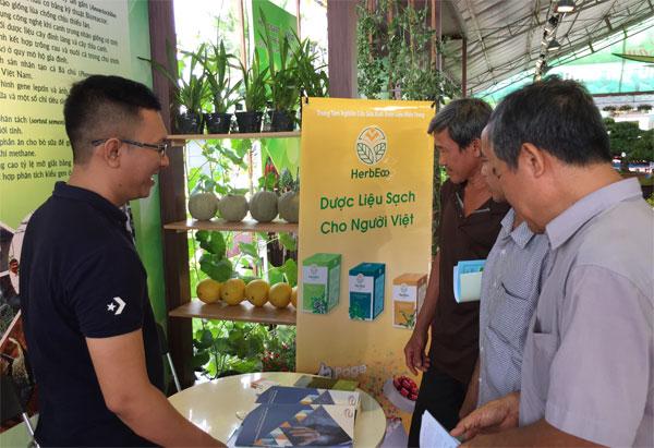 Hội chợ, triển lãm giống và nông nghiệp công nghệ cao
