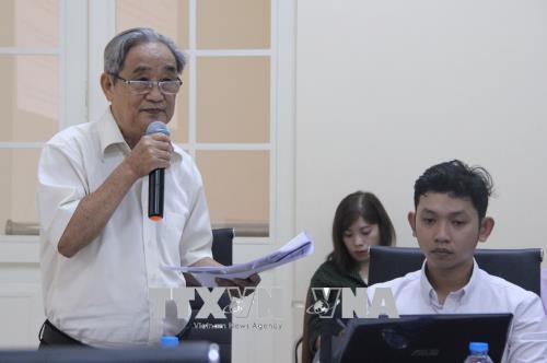 Đề xuất nhiều biện pháp giải quyết ngập nước ở TP Hồ Chí Minh
