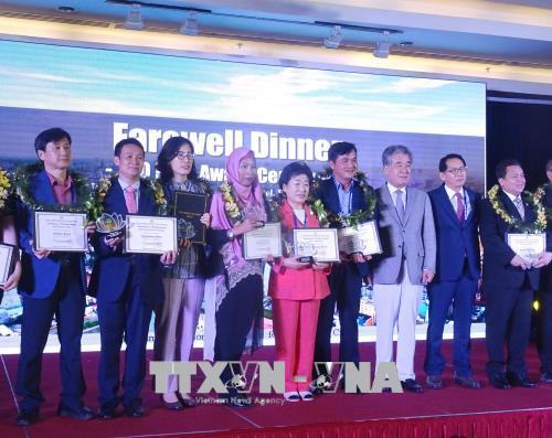 Thành phố Hồ Chí Minh và Hà Nội nhận giải thưởng chiến dịch marketing tốt nhất TPO 2018