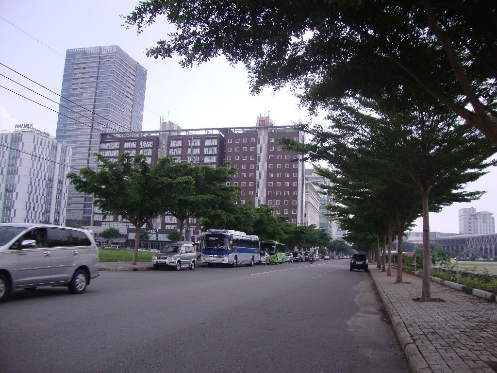 Phú Mỹ Hưng - Khu đô thị xanh ấn tượng