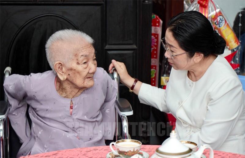 Nhiều hoạt động đền ơn đáp nghĩa, chăm sóc người có công