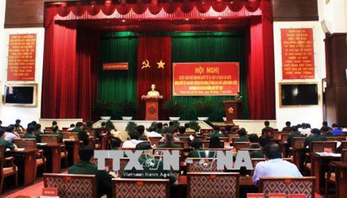 Nâng cao chất lượng công tác huấn luyện của lực lượng vũ trang Thành phố Hồ Chí Minh