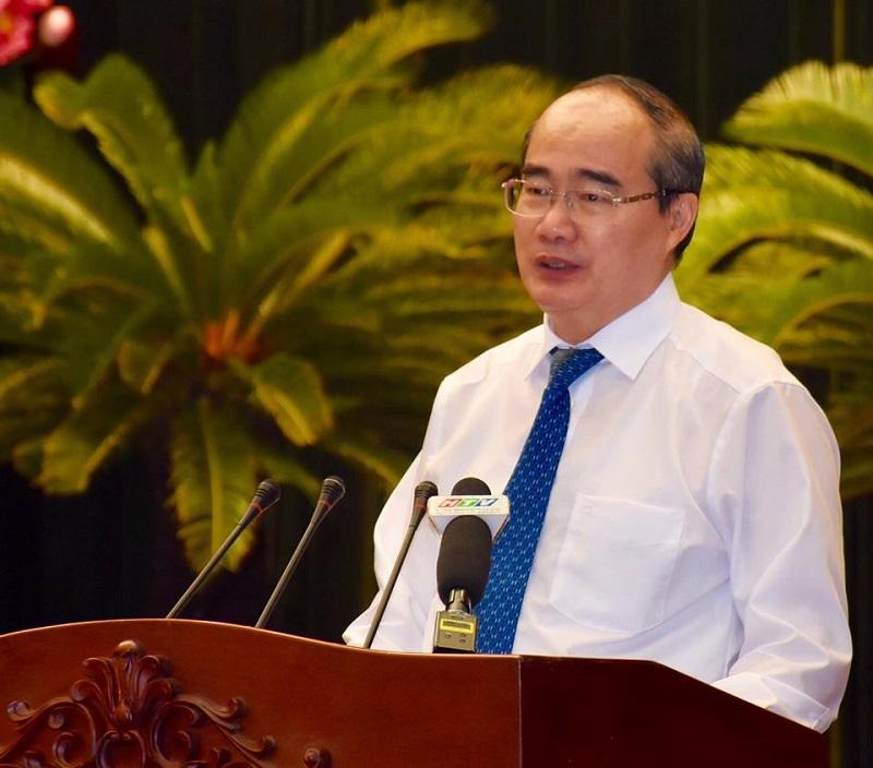 Khai mạc Hội nghị lần thứ 17 Ban Chấp hành Đảng bộ TP.Hồ Chí Minh khóa X