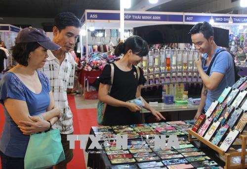 Khai mạc Hội chợ triển lãm quốc tế ASEAN 2018 tại TP. Hồ Chí Minh