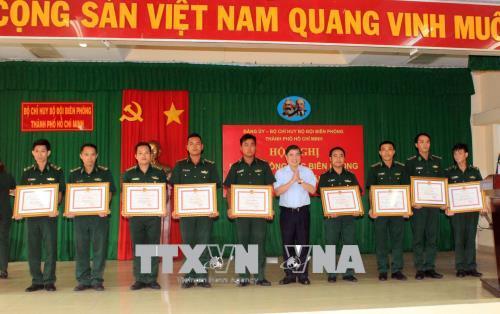 Bộ đội Biên phòng TP. Hồ Chí Minh không để bị động trong mọi tình huống