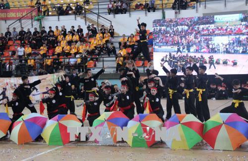 Liên hoan quốc tế Võ cổ truyền Thành phố Hồ Chí Minh mở rộng lần thứ 5