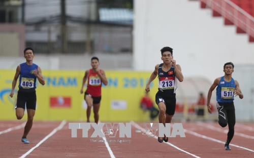 Khai mạc Giải điền kinh quốc tế Thành phố Hồ Chí Minh – Việt Nam mở rộng lần thứ 25