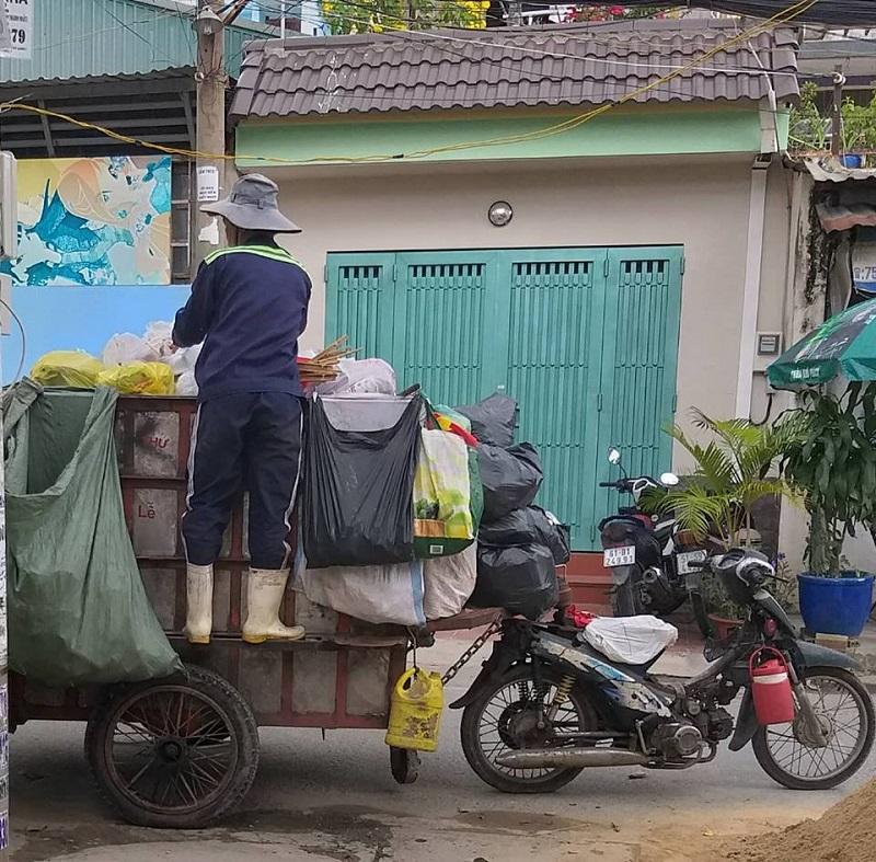 Đẩy mạnh việc phân loại chất thải rắn tại nguồn