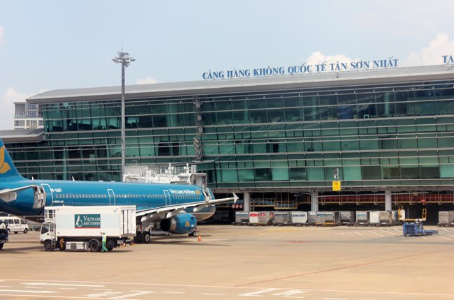 Đề xuất lập ga hàng không trung chuyển nội đô TP Hồ Chí Minh