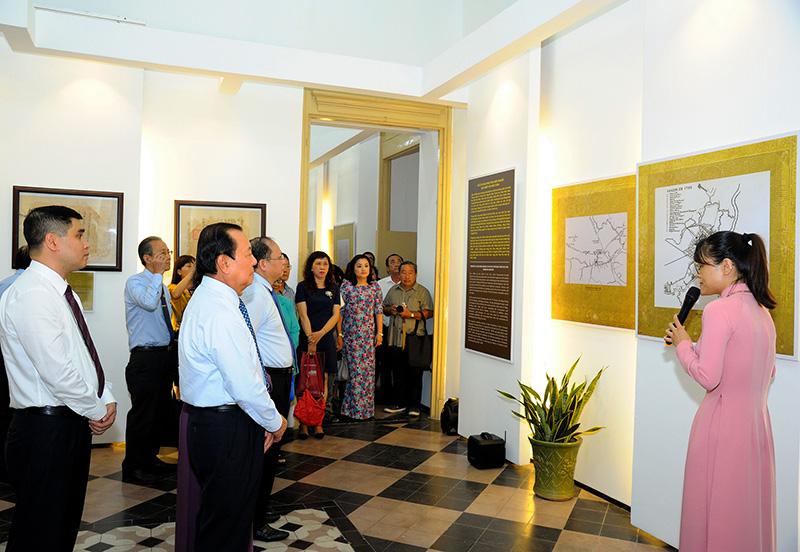 Bảo tàng TP Hồ Chí Minh kỷ niệm 40 năm thành lập