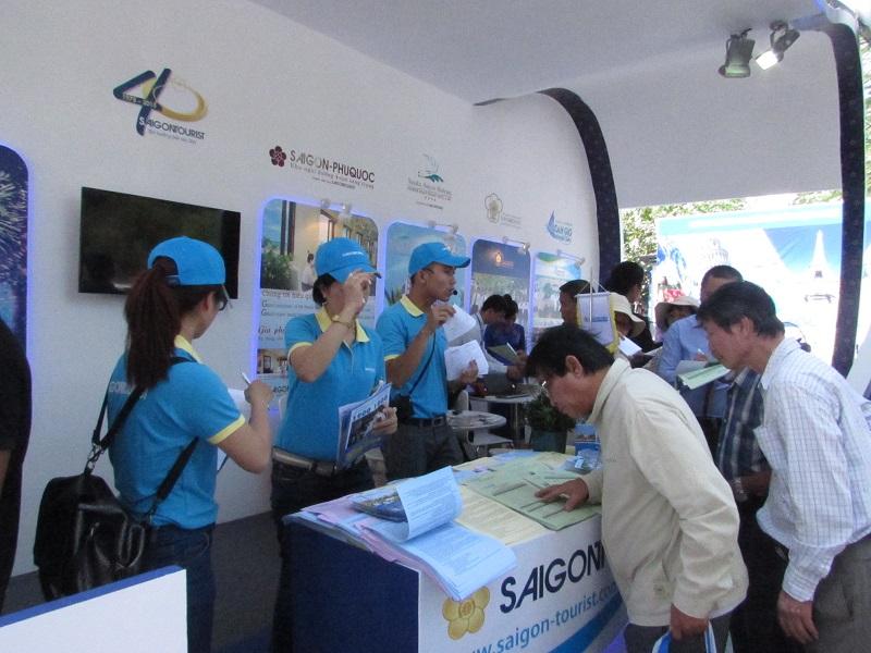 Hơn 40 quốc gia và vùng lãnh thổ tham gia Hội chợ du lịch quốc tế TP. Hồ Chí Minh