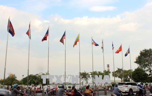 Thành phố Hồ Chí Minh xây dựng quan hệ bền vững với các đối tác ASEAN