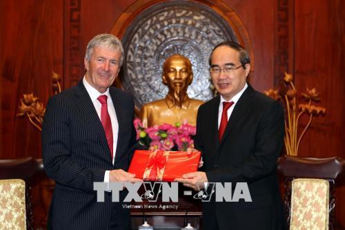 TP. Hồ Chí Minh và New Zealand đẩy mạnh đầu tư, hợp tác thương mại, nông nghiệp