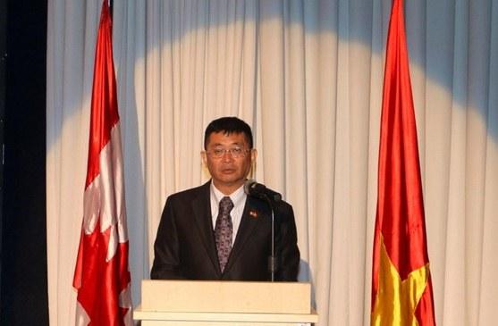 Kỷ niệm 45 năm quan hệ ngoại giao Việt Nam - Canada