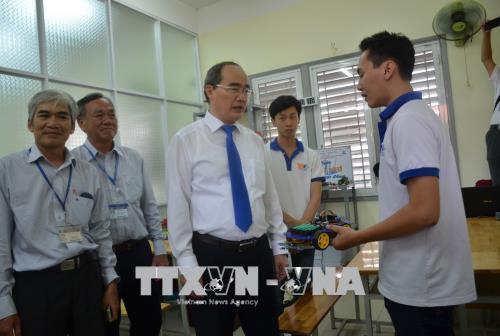 Trường Đại học Sài Gòn cần thúc đẩy hợp tác với các đối tác chiến lược