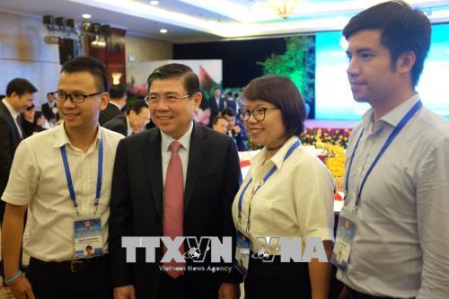 Thành phố Hồ Chí Minh quan tâm thu hút tài năng trẻ người Việt ở nước ngoài