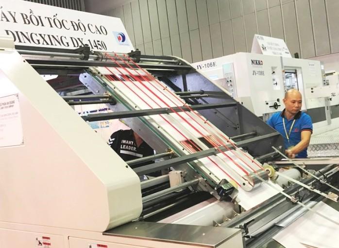 Triển lãm quốc tế về đóng gói bao bì, in ấn và chế biến thực phẩm