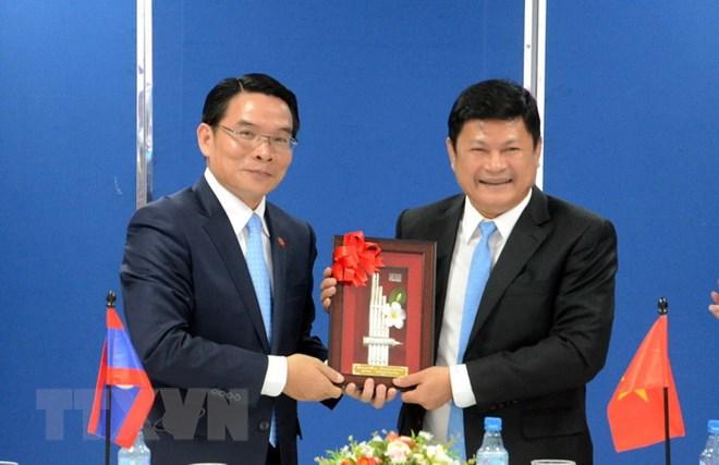 Tiếp tục đẩy mạnh các hoạt động hữu nghị, hợp tác Việt Nam - Lào