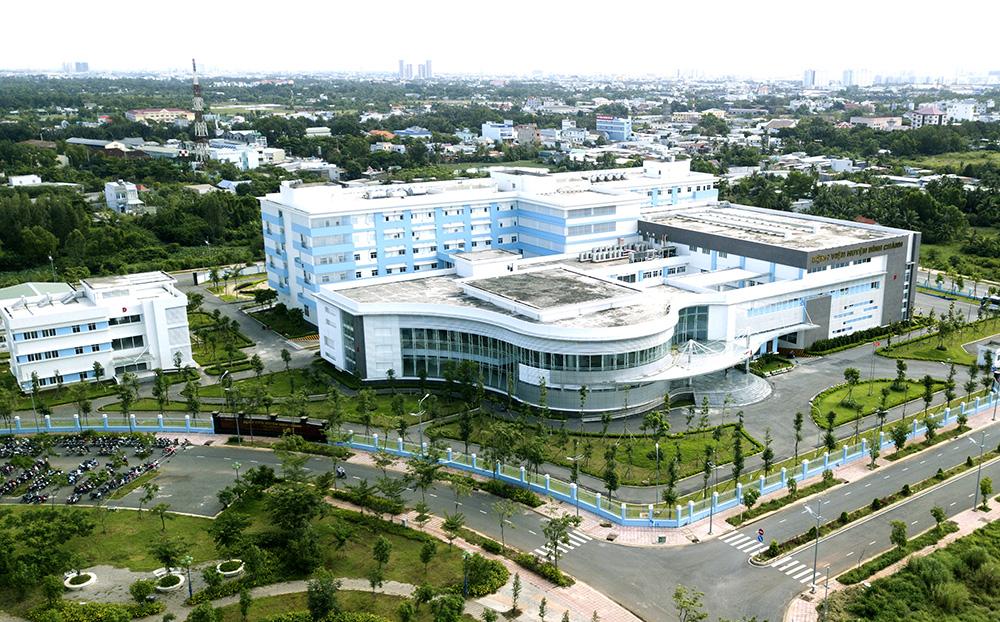 Thêm một bệnh viện hiện đại được đưa vào hoạt động
