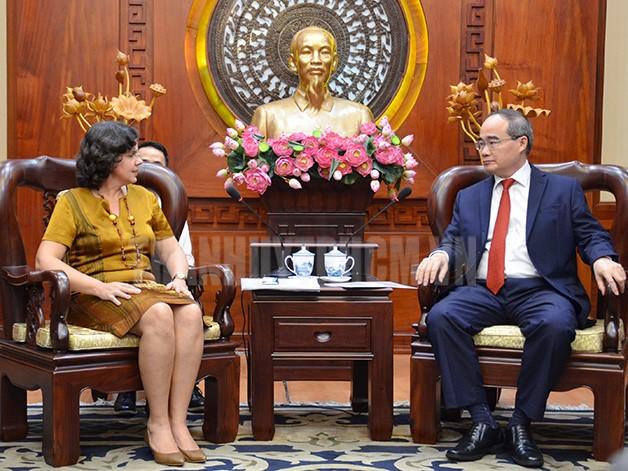 Thúc đẩy quan hệ hợp tác giữa Cuba và TP. Hồ Chí Minh