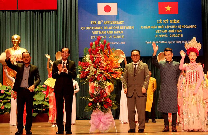 Nhật Bản là đối tác chiến lược quan trọng của TP. Hồ Chí Minh