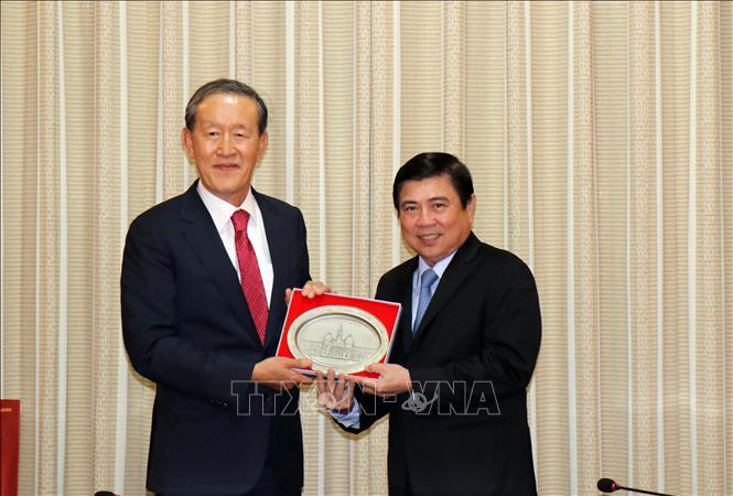 TP. Hồ Chí Minh chào đón các doanh nghiệp Hàn Quốc đến đầu tư, kinh doanh