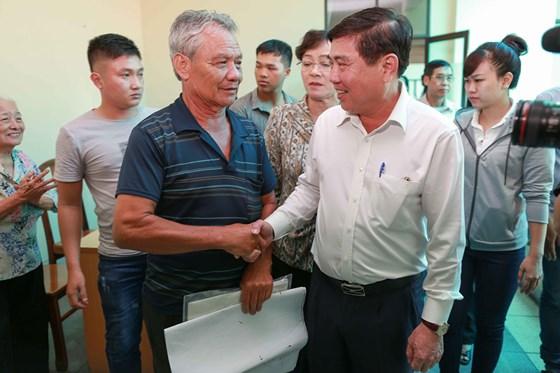 Lãnh đạo TP. Hồ Chí Minh xin lỗi người dân Thủ Thiêm