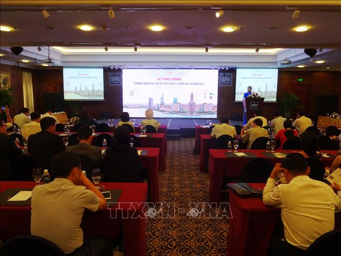 Phát động chương trình kích cầu du lịch đến Thành phố Hồ Chí Minh