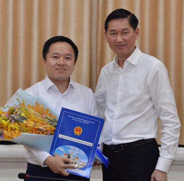 Đồng chí Từ Lương giữ chức vụ Phó Giám đốc Sở Thông tin và Truyền thông